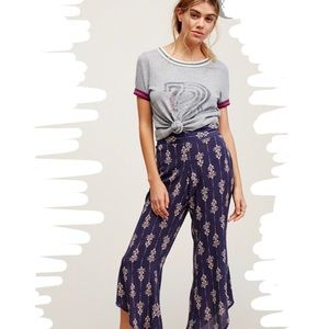 Free People Dancing Days Pull On Flare